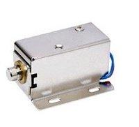 Cabinet Lock - Small Electric Bolt Lock