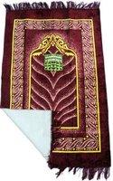 Praying carpet, muslim  prayer mat, Prayer Rug, PVC Carpet , Hot Sale Muslim Carpet TK-PMC001C  series  (MOQ: 24 PCS)