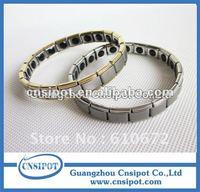 20pcs/lot free shipping!nano negative ion energy power germanium bracelet 20 germanium stone
