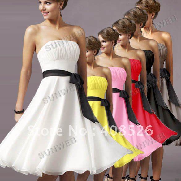 платья офисные белый верх черный низ