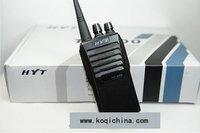 DHL Freeshipping 16 channel VHF-5W Professional Walkie Talkie HYT Handheld TC-600 Two Way radio