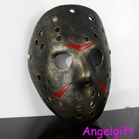 Jason Horror Hockey Mask !Collector's Edition,Movie Mask,Resin Material,High-Grade Mask,Masquerade Carnival Mask.Cmk070