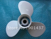 Aluminum Propeller 9 7/8 x 10 1/2 - F For 30HP Outboard Motor (Work On Yamaha)