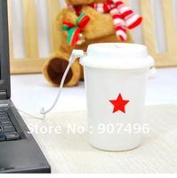 Mini Coke cup shape USB Humidifier+free shipping HOT Selling!!Retail&Wholesale