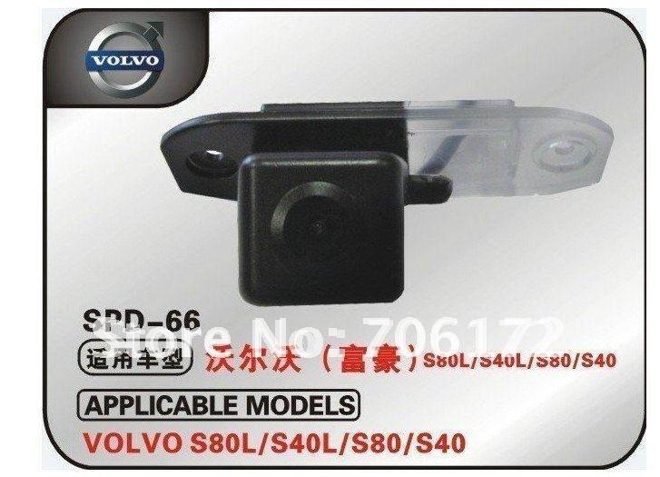 CCD night vision Special car reversing Camera car rearview camera rear camera for VOLVO S80 SL40 SL80 XC60 XC90 S40 C70(China (Mainland))