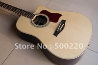 310E 510E 810E Dreadnought Acoustic Guitar for solid Brazilian rosewood back