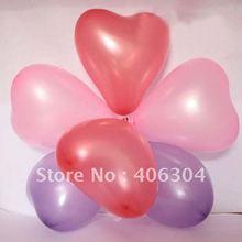 cheap hearts ballon