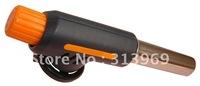 Outdoor camping gas torch Hiking camp fire starter maker flame gun lighter One-Gas Butane Burner Auto Ignition Weld flame gun