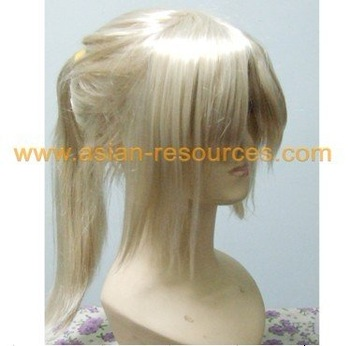 Wholesale Free Shipping Hot Selling Cheapest Halloween Vampire Knight Cosplay Wig Kurosu Rizichou Mr. Cross Wig