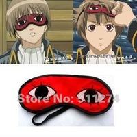 Japanese anime gintama okita sougo  special eyeshade /Free shipping
