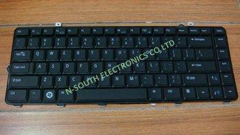 Wholesale new black  laptop keyboard for Dell Studio 1555 1557 series  laptop keyboard US layout