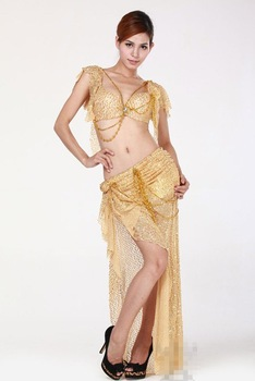 Mermaid suit,Stage costume,India Dance Costume,Female clothing,Wemens,belly dance wear, ladies' stage wear