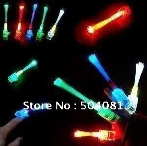 lamp nail / card packing finger lights / long fingernails light /LED lights/Drop Ship cartoon projector Halloween Novelty Gift