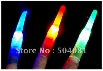 lamp nail / card packing finger lasers/ long fingernails light /LED light/Drop Ship cartoon projector party weeding Novelty Gift