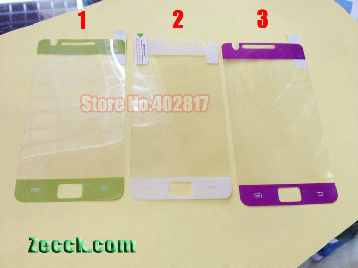 Promotion 200pcs,Full body Screen,Clear 3D Diamond LCD Screen Protector Film Cover for Apple iPhone 4 4G 4S DHL Free shipping
