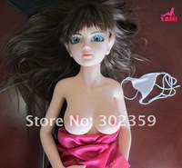 2012 wholesale 100% mini silicone sex doll 80cm