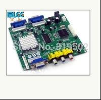 CGA to VGA CONVERTER ARCADE BOARD DOULBE CONNECTOR GAME BOARD
