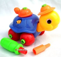 Baby Child Children Disassembly tortoise car toy 3 year