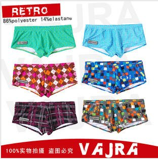 free shipping,fashion,Low waist,sexy,men's brand swimming trunks/swimwear-VAS004