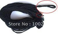 Free ship!!!  100pcs/lot  2.5mm black braided silk thread silk cord satin cord necklace 22inch
