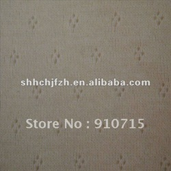 Cotton Transfer Loop Jacquard Knitting Textile Fabric(China (Mainland))