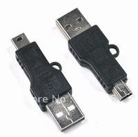 Best Selling!! USB Converter ,data line/ portable USB / Mini USB  , Free shipping, 20PCS/ LOT