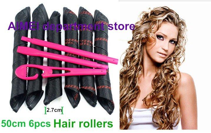 Как сделать спиральку на волосах