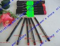 Promotion EYE KOHL Colors eyeliner pencil / Lip pencil 1.45g in box 10PCS FREE GIFT