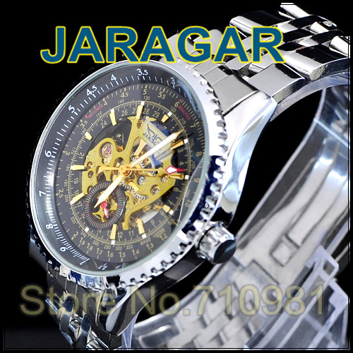 Hot!!!2012 Free Shipping Cheapest Price 30pc Mechanical Wrist  Watches, Good After Service,Luxury Style Fashion Looking,LLW-1007
