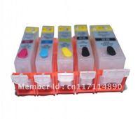 PGI-425/CLI-426 refillable ink cartridge with ARC for IP4840/MG5240/MG5140/MX884/IX6540 printer