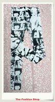 Fashion Ladies' Print Leggings Pants NA7716 Free Shipping
