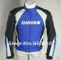 free shipping DUHAN Men's Motor Oxford Jacket Motorcycle Jacket Racing Jacket Motocross jacket,Racer Jackets black