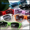 100ps/lot 2012 Hot Selling Free shipping Fashion Summer Sunglasses Cool Colorful Sunglass Many Colors High Quality R1065