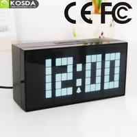 Free Shipping!!Big   Home Decoration Digital Alarm Clock