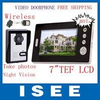 Видео домофоны ISEE S-h7001_1v1