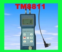 All New TM8811 Ultrasonic Thickness Gauge Free Shipping (1.2-200mm)
