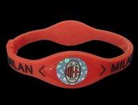 AC Milan bracelet silicone bracelet selling Europe and America