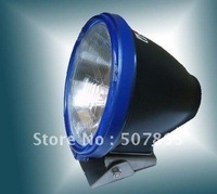 9-32V 55W 9 inch HID work light,HID Driving light, Spot Beam/ Flood Beam Free Shipping
