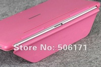 1PCS for samsung galaxy tab P7500 P7510 office web TPU plastic waterproof cover rubber adjustable Prevent slippery stand holder