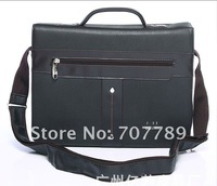 Hot sale new style men shoulder bags PU leather handbags 10pcs Wholesale EMS free shipping HT5