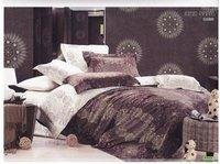 Hot Fashion New  Beautiful 100% Cotton 4pc Doona Duvet QUILT Cover Set bedding set Queen/  King size  classic flower