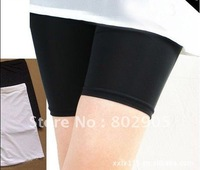 Free Shipping  Black Color Viscose Fibre Short pants for Women