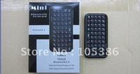MINI bluetooth keyboard work with FOR ipad/iphone 4.0 OS/pc3/smart phone/PC /HTPC free shipping