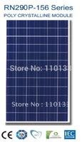 290Watt New Nano Coating & Self Cleaning Solar PV Panel