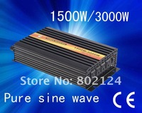 Hot sell 1500w /3000w  50hz/60HZ Switch Pure sine wave inverter