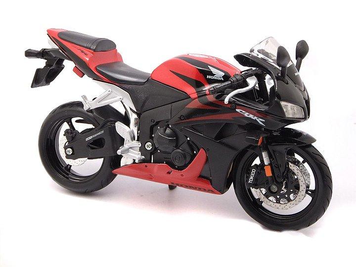 MAISTO 1:12 alloy Honda CBR600RR motorcycle model Free Shipping(China (Mainland))