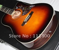 New Arrival 200 Sunburst Very nice Acoustic electric guitar