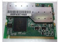 New Atheros AR5213a ABG half tall MINI-PCI wireless card