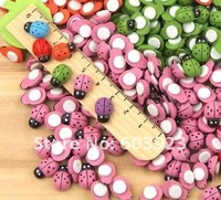 Free Shipping,3000pcs/lot~New! loverly Office supplies wholesale/ New strange cartoon paster/color patch beetles sticker