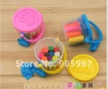 New Kids Play Dough Plasticine Kit With Cutters & Moulds  free fast shipping